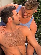 Dario and Landon