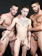 The Big Dick Club With Trey Turner - Sean Duran - Sean Christopher