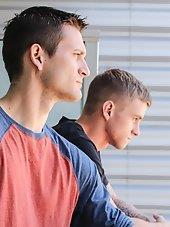 Allen Lucas and Ryan Jordan