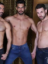 Bare To The Bone with James Castle, Lucas Fox, Alejandro