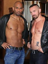 Stephan Raw and William Bravo
