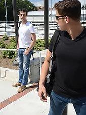 Campus Cruising - Derek Nocturne and Nicoli Cole