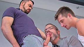Cut To The Chase - Dirk Caber J.D. Phoenix and Dolan Wolfe